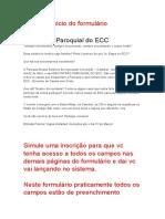 Encontrão do ECC