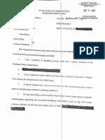 CPD Officer Defamation Lawsuit
