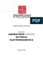 LABORATORIOS VIRTUALES FISICA ELECTROMAGNETICA