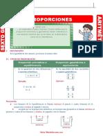Proporción-Aritmética-y-Geométrica-para-Sexto-Grado-de-Primaria