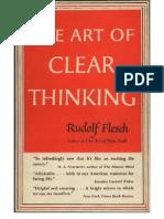 Flesch_Clear_Thinking