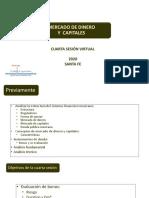 MERCADO DE DINERO Y CAPITALES