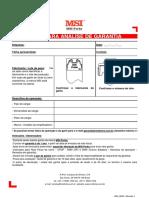 MSI_0004 _Ficha análise garantia_Rev01