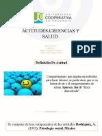 Actitudes, creencias y salud