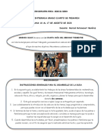 GUIA 7 SEMANA 10 al 17 de AGOSTO 2020 CUARTO