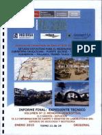 2173.VOL N.2  MEM DESCRIPTIVA II.3 ANEXOS III.3.3 INFDE CAMPO Y ENSAYOS DE LAB. EST. GEOLOGIA Y G.pdf