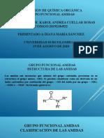 Exposición de química orgánica