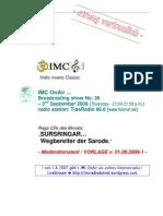 Moderation Script (09/2008)