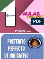 2 MÉDIO - El verbo - pretérito perfecto de indicativo.pdf