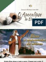 Elias e o Restaurador de Altares