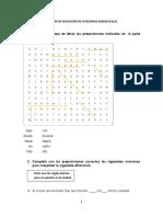 2°TALLER DE APLICACIÓN DE CATEGORIAS GRAMATICALES