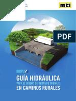 Guía Hidráulica Para El Diseño de Obras de Drenaje en Caminos Rurales