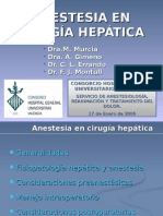 Murcia AnestesiaCirugiaHepatica CHGUV170106