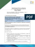 Guía de actividades y rúbrica de evaluación - Unidad 1 - Fase 2 - Contexto del sistema de telemetría.pdf