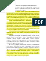 Conduta ética e documentos e documentos nacionais e internacionais.docx