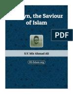 Husayn the saviour of islam