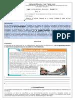 Guía N° 14 Ciencias Sociales