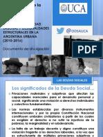 2016 Observatorio Informe Empleo Precariedad Presentacion