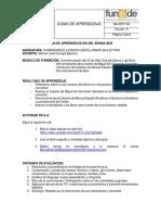 Guía día del idioma (San Pancracio) 9, 10 y 11