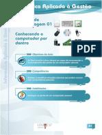 UNIVESP. Conhecendo o computador por dentro. Informática aplicada à gestão Unidade de aprendizagem 01..pdf