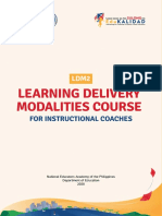 LDM2 (Coaches) - Module 1_ Course Orientation