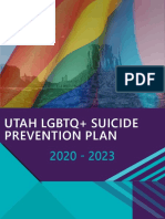 UTAH LGBTQ+ SUICIDE PREVENTION PLAN
