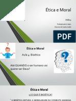 Ética e Moral_aula 4