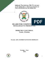 SILABO DERECHO CONCURSAL (2)