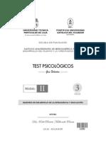 test psicológicos