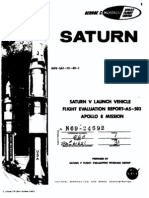 Saturn V Launch Vehicle Flight Evaluation Report - As-503 Apollo 8 Mission