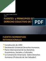 Fuentes y P. Del Derecho Colect_