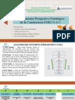Planeamiento Prospectivo Estrategico de la constructora ENRO