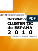 informeclustertic2010-100211100524-phpapp02