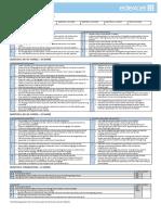 Mark-sheet-Foundation-writing