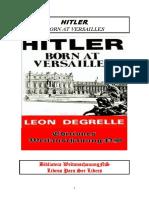 Degrelle, Leon - Hitler nacio en Versailles