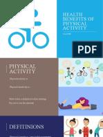 yaer 8 benefits of physical activity