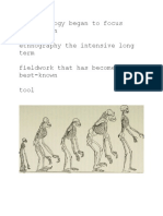 Intro to Anthropology Part 6