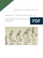 Intro to Anthropology Part 9
