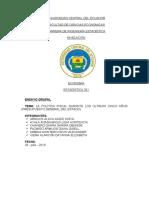 Politicas Fiscales Ecuador