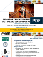 9_Estandar y Procedimiento Escrito de Trabajo Seguro por Actividades PYMIS 2020