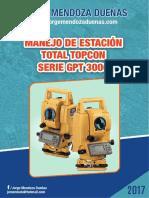 02 Manual de Estación total TOPCON Cserie gpt 3000.pdf