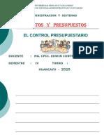 Clase 16 - Control Presupuestario.pdf