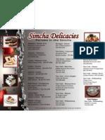 Simcha Delicacies