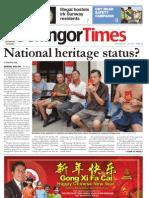 Selangor Times 28 Jan 2011