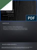 Hidrología presentacion 2