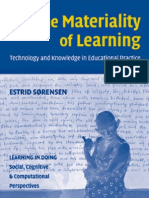 sorenson Materiality of learning