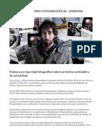 FOTOPERIODISMO Y FOTOGRAFÍA SOCIAL – DOMESTIKA