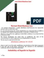 Solubility of liquids in Liquids