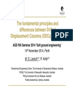 13 Larisch Kelly - The fundamental principles and differences between drilled displacement columns and piles