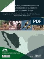 Las unidades de manejo para la conservación de la vida silvestre en México